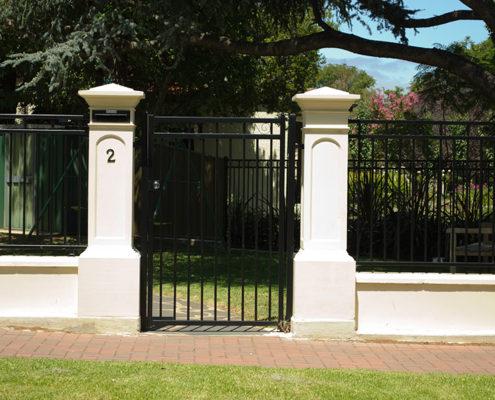 Sandstone pillars Adelaide